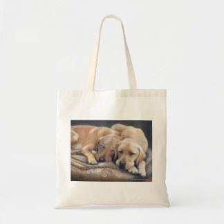 """Dog Tired"" Tote (no text)"