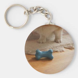 Dog Toy Keychains