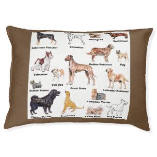 Dog Types Dog Bed