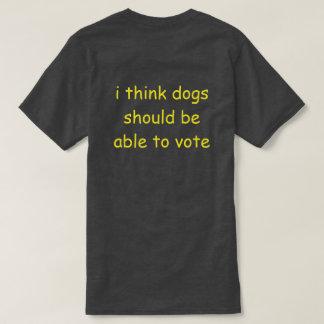 dog vote T-Shirt