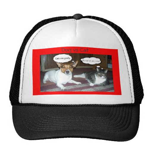 Dog VS Cat Hat
