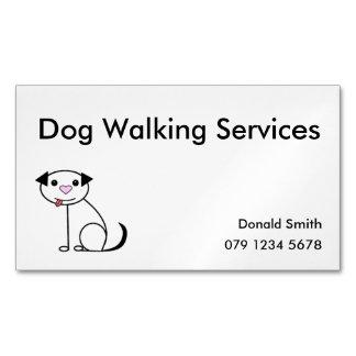 Dog Walker Business Card