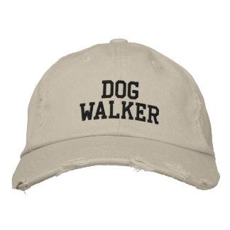 Dog Walker Embroidered Hat