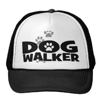 Dog walker promotional cap