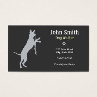Dog Walker/Walking Business Card