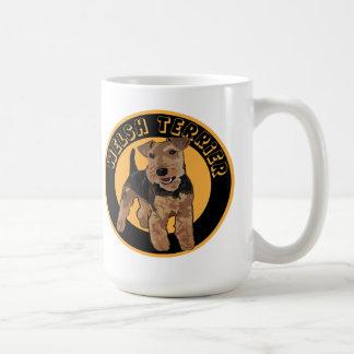 Dog Welsh Terrier Mugs