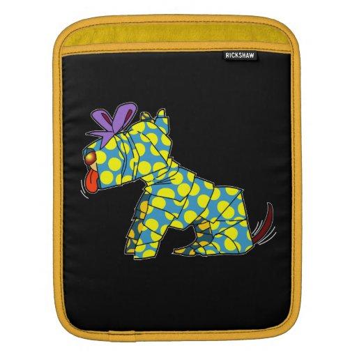 Dog Wrap iPad Sleeves