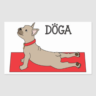Doga Sticker