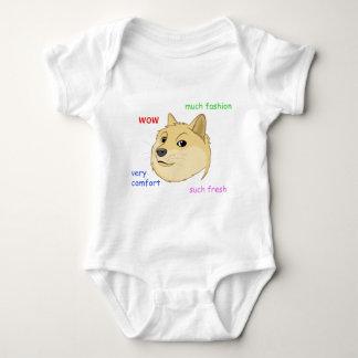 Doge Baby Bodysuit