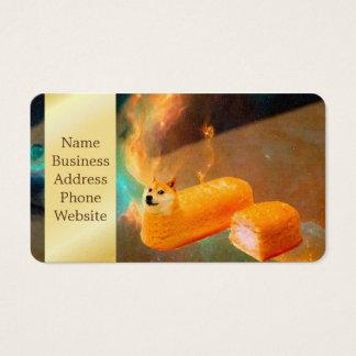 Doge bread - doge-shibe-doge dog-cute doge business card