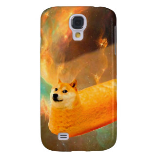 Doge bread - doge-shibe-doge dog-cute doge samsung galaxy s4 cover