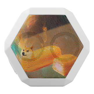 Doge bread - doge-shibe-doge dog-cute doge white bluetooth speaker