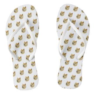 Doge Flip Flops