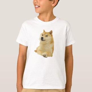 doge meme - doge-shibe-doge dog-cute doge T-Shirt