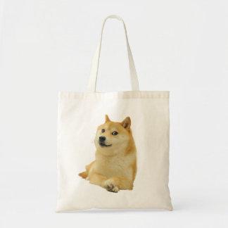 doge meme - doge-shibe-doge dog-cute doge tote bag