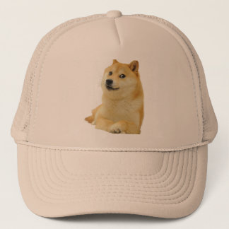doge meme - doge-shibe-doge dog-cute doge trucker hat