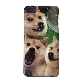 Doge moon - doge space - dog - doge - shibe iPod touch 5G case
