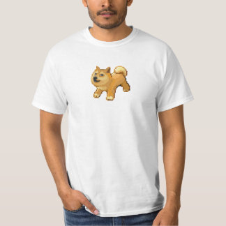 Doge Pokemon Pixel Dogemon T-Shirt