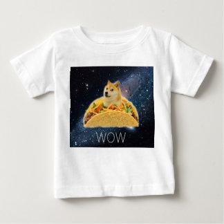 Doge taco - doge-shibe-doge dog-cute doge baby T-Shirt