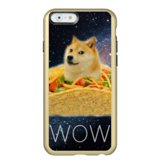 Doge taco - doge-shibe-doge dog-cute doge incipio feather® shine iPhone 6 case