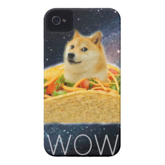 Doge taco - doge-shibe-doge dog-cute doge iPhone 4 Case-Mate cases