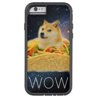 Doge taco - doge-shibe-doge dog-cute doge tough xtreme iPhone 6 case