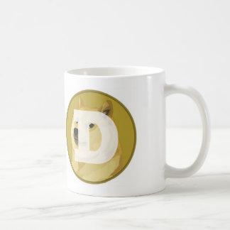 Dogecoin Logo 325ml Mug