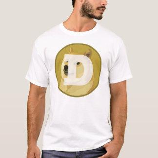 Dogecoin Shirt (silent Shibe)