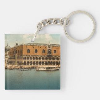 Doge's Palace I, Venice, Italy Key Ring