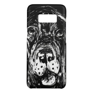 Dogge drawn Case-Mate samsung galaxy s8 case