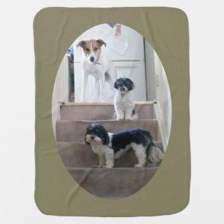 Doggie Baby Blanket