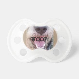 Doggie nose, WOOF! Dummy