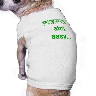 Doggie Pimp Tank Sleeveless Dog Shirt