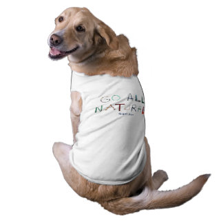 Doggie Ribbed Tank Top
