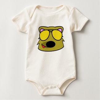 Doggone Dog Baby Bodysuit