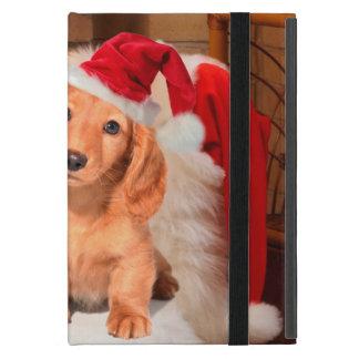 Doggy Christmas Case For iPad Mini
