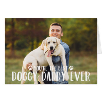 Doggy Daddy | Father's Day Card
