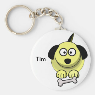 Doggy Keychain