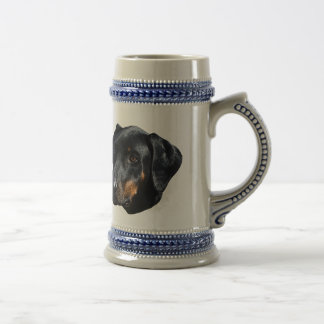 Doggy love beer stein