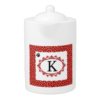 Doggy Monogram K