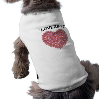 Doggy Tshirt Sleeveless Dog Shirt