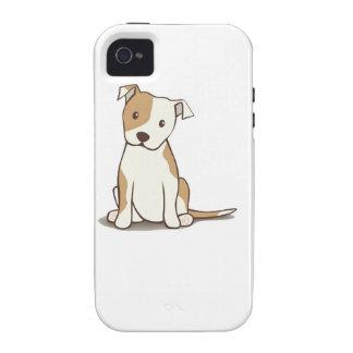 Doggy Vibe iPhone 4 Case