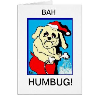 DOGGY XMAS CARD