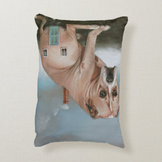 Doghouse Decorative Cushion