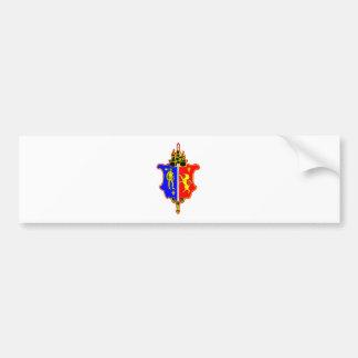 Dogis Resort Souvenir Bumper Sticker