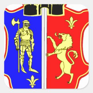 Dogis Resort Souvenir Sticker