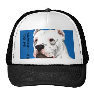 Dogo Argentino Color Block Cap