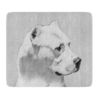 Dogo Argentino Cutting Board