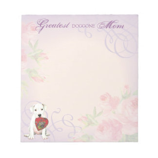 Dogo Heart Mom Notepad