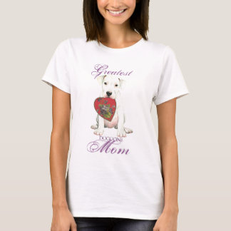 Dogo Heart Mom T-Shirt